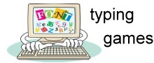 free online typing games